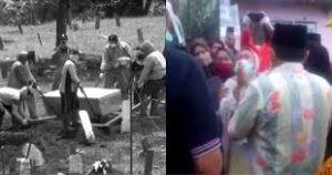 Gambar. Penolakan Pemakaman perawat di semarang